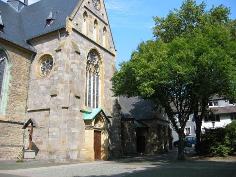 Bild Kreuztrachtstation Vinzenzkirche