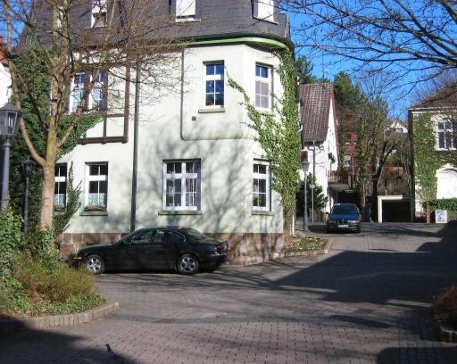 obere Brandstraße in Menden