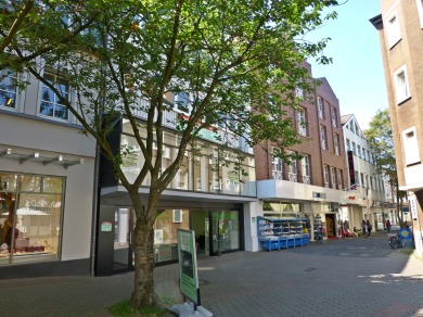 Menden, obere Hochstraße / Ecke Hauptstr.