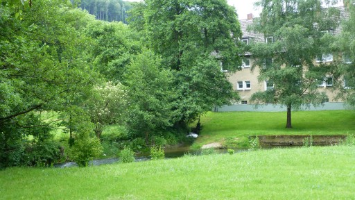 Hönne bei Menden-Oberrödinghausen