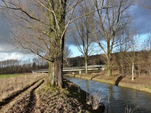 Menden, Hönne bei Steinhausen