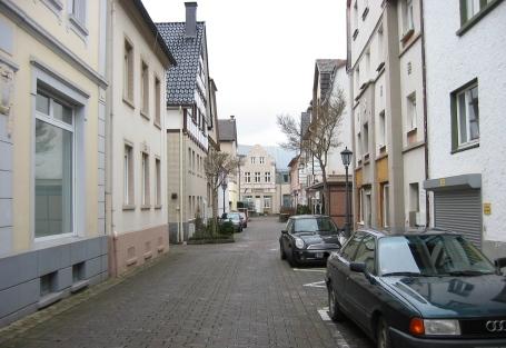 Menden, untere Wasserstraße