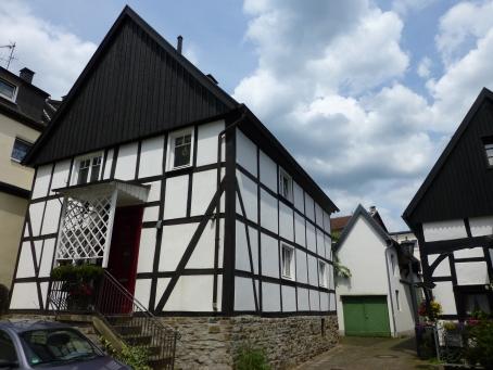 Menden, Geburtshaus von Bischof Henninghaus