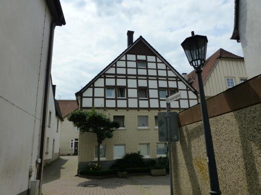 Menden, Synagogengasse/Wasserstr./Südwall