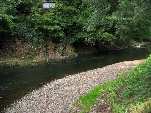 Menden-Bösperde, Flussbiegung am Stemberg