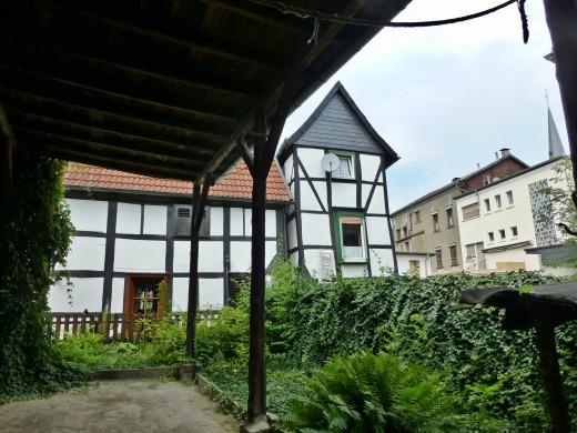 Menden, zwischen Wasserstraße und Synagogengasse