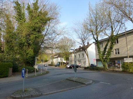 Menden, Gartenstr. / Nordwall