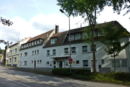 Menden, Nordwall