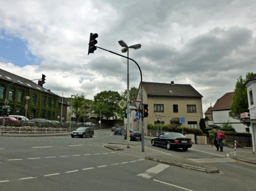 Menden, Nordwall/Ostwall