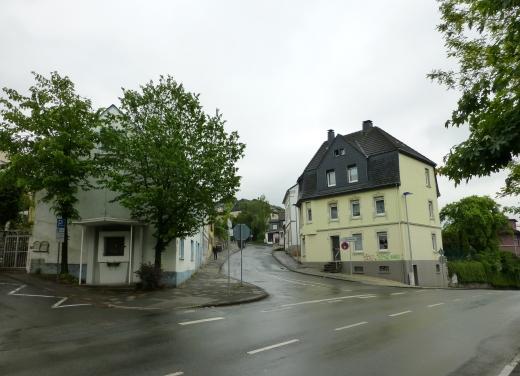 Menden, Ostwall/Hahnenwall/Bittfahrt