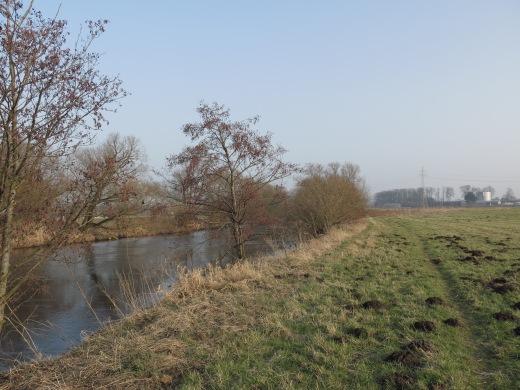 Ruhruferpfad bei Menden-Bösperde