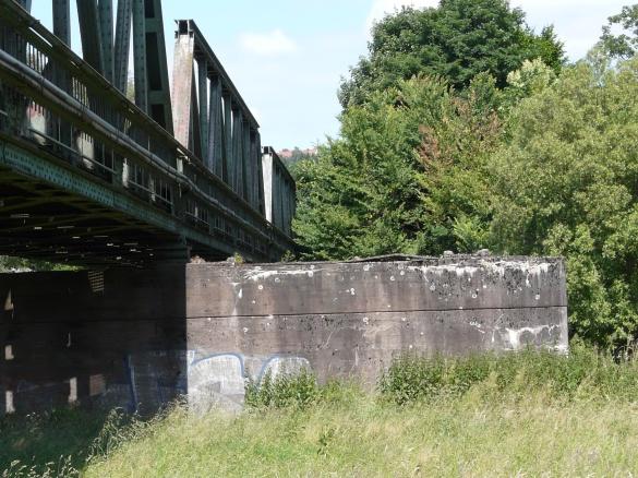 Ruhrbrücke Hönnetalbahn