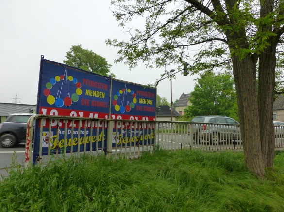 Pfingstkirmes Menden, Plakate