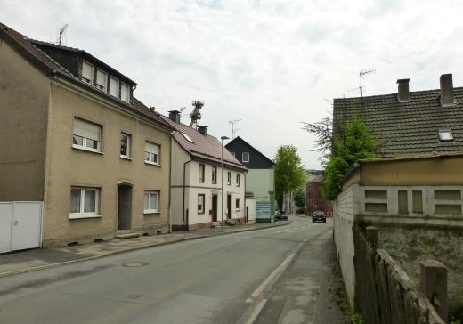 Menden, Ostwall