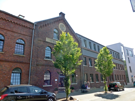 Menden, Cramersche Fabrik