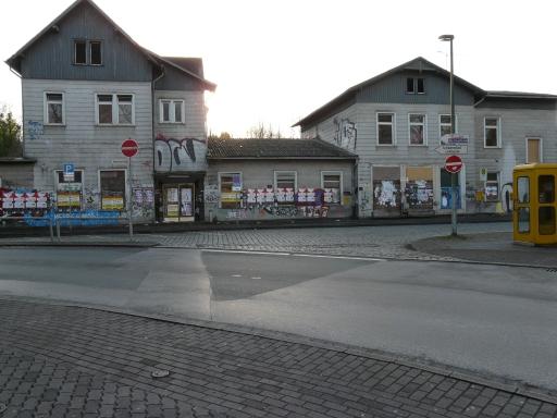 Menden, ehem. Bahnhofsgebäude