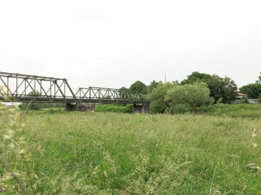 Ruhr-Bahnbrücke zwischen Menden-Schwitten und Fröndenberg