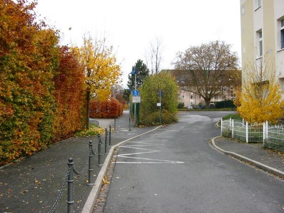 Menden-Papenbusch; Robert-Leusmann-Str.; Richtung Osten