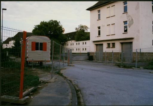 Menden, Ex-Kaserne, heute Stadtteil Papenbusch; 1999