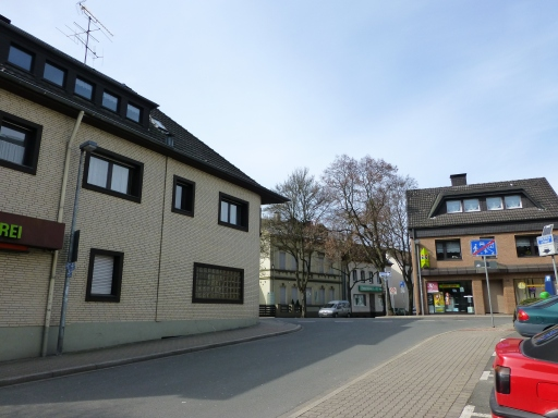 Menden, von Turmstr. auf Westwall / Papenhausenstr.