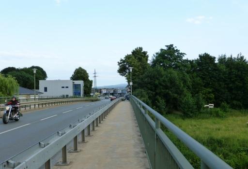 Ruhrbrücke Fröndenberg/Schwitten, Richtung Menden