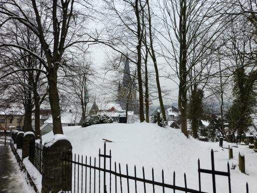 Menden, jüdischer Friedhof