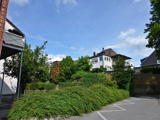 Menden, vom Parkplatz Josefschule auf Hahnenwall