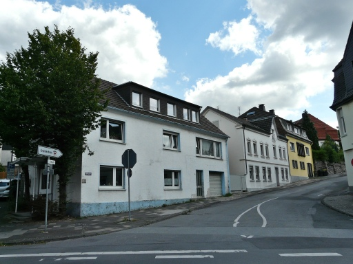 Menden, Ostwall / Bittfahrt /Hahnenwall