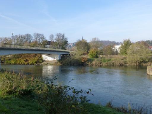 Ruhrbrücke Fröndenberg / Schwitten