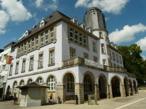 Menden, Altes Rathaus 2012