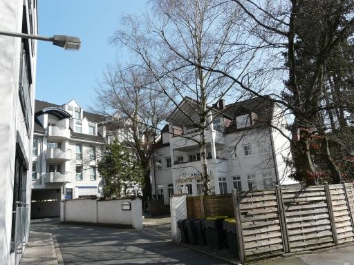 Menden, obere Kapellengasse, Richtung Wilhelmstr.