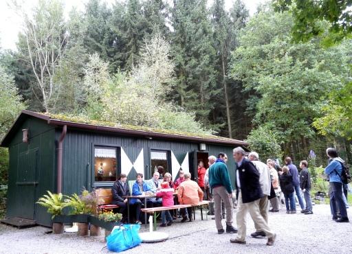 SGV-Hütte an den Oeseteichen