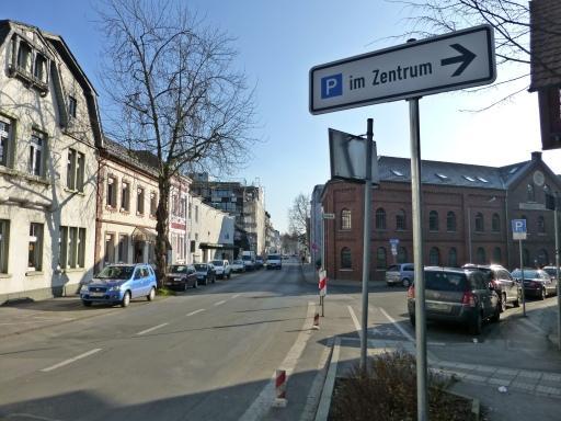 Menden, Ostwall/Wilhelmstr.