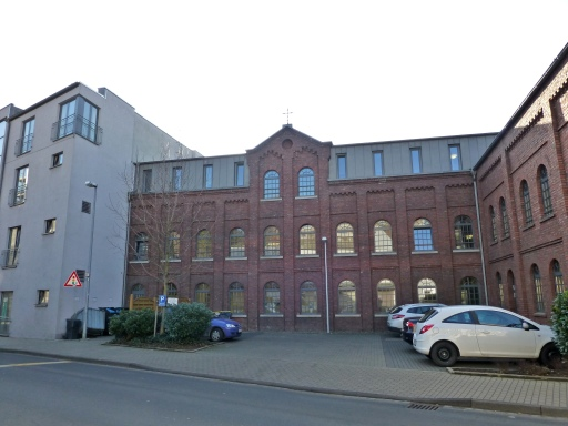 Menden, Cramersche Fabrik an der Wilhelmstr.