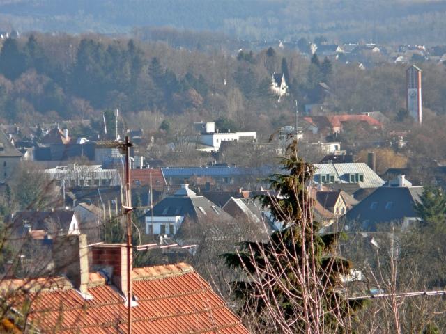 Menden, von Freiher-v-Stein-Str. Richtung Innenstadt