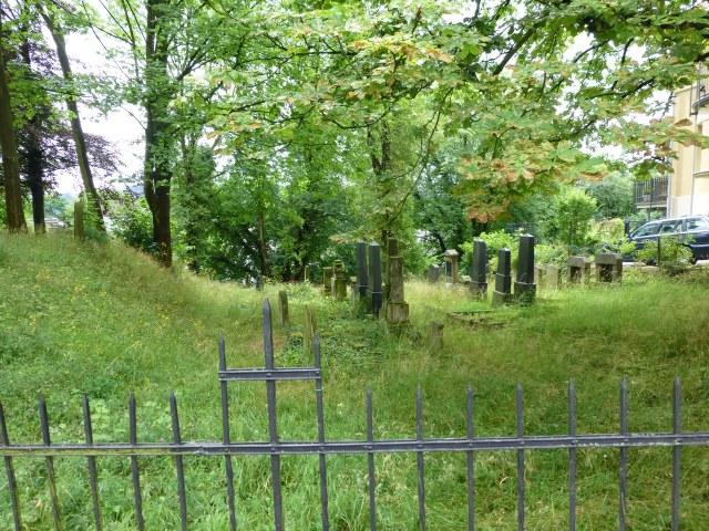 Jüdischer Friedhof von Schwitter Weg/ Bromberken