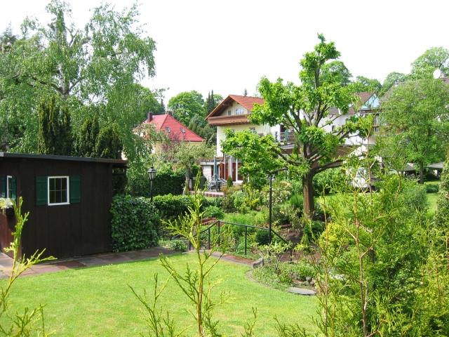 Gärten am oberen Glockenteichbach