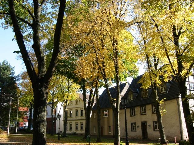 östlicher Kirchplatz