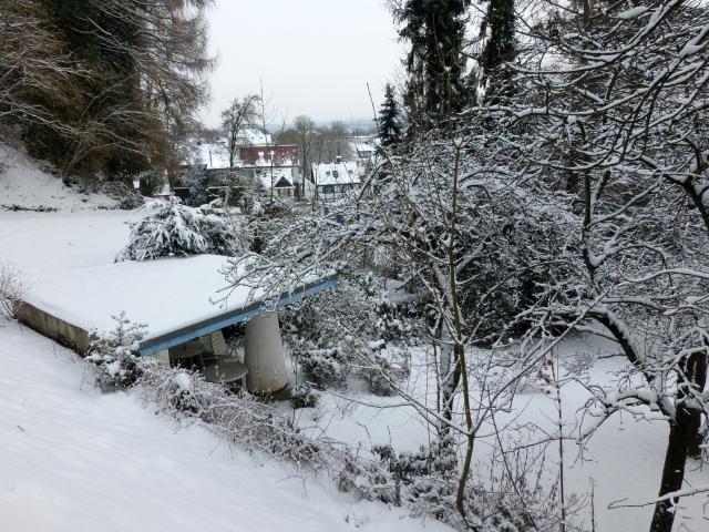 Garten zwischen Krankenhauspark, Wilhlemstr. und Kapellenstr.