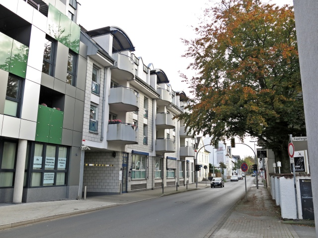 Wilhelmstr. / Ecke Kapellengasse