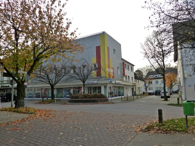 Kapellenstr. / Kolpingstr. / Baustr. mit Stertmann