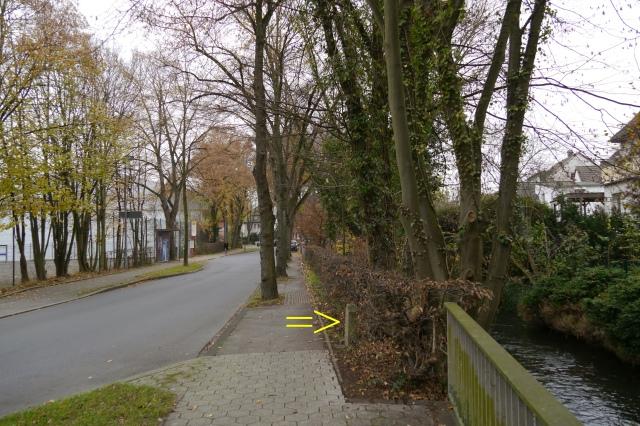 Mühlengraben mittlere Walramstr., Höhe Walram-Bolzplatz