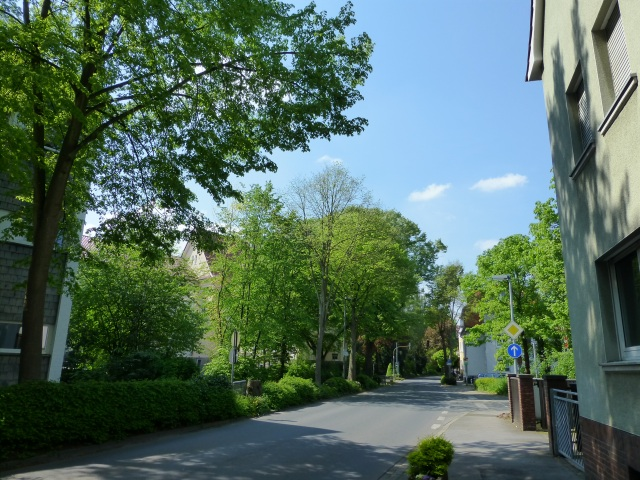 Walramstr., vor Südwall-Durchstich