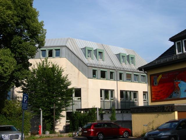 Neues Rathaus und Verwaltungsgebäude Westwall