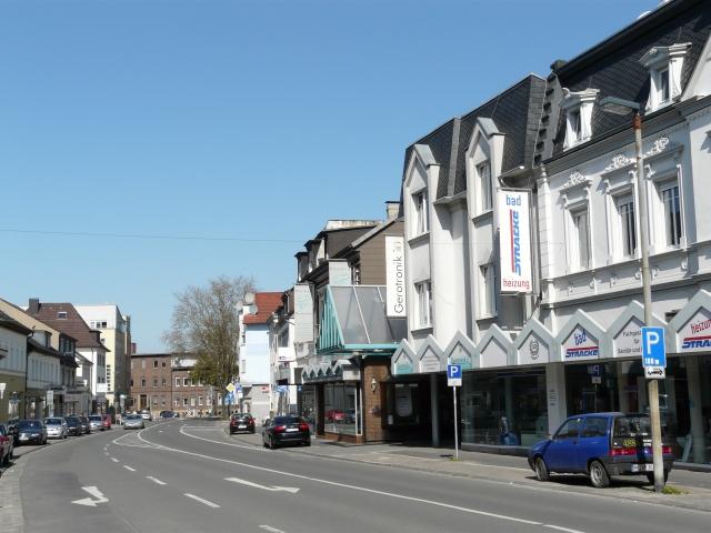 untere Unnaer Str. von Ecke Kaiserstr.; 04/2010