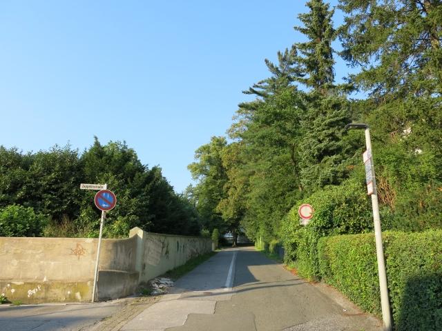 obere Kaiserstr. / Ecke Zeppelinstr.