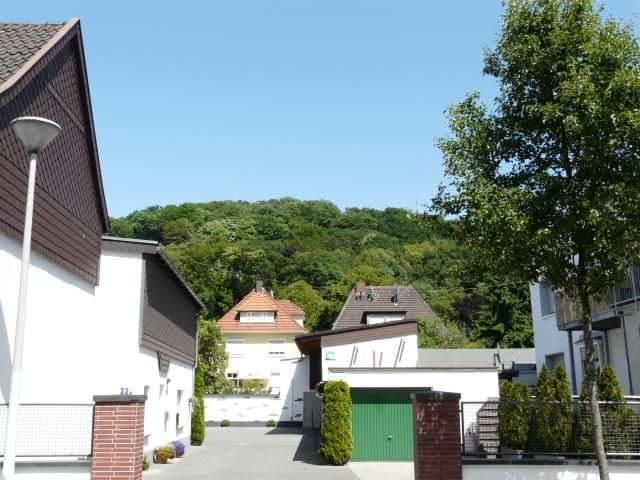 von Wilhelmstr. über Twiete und Schützenstr. auf Kapellenberg