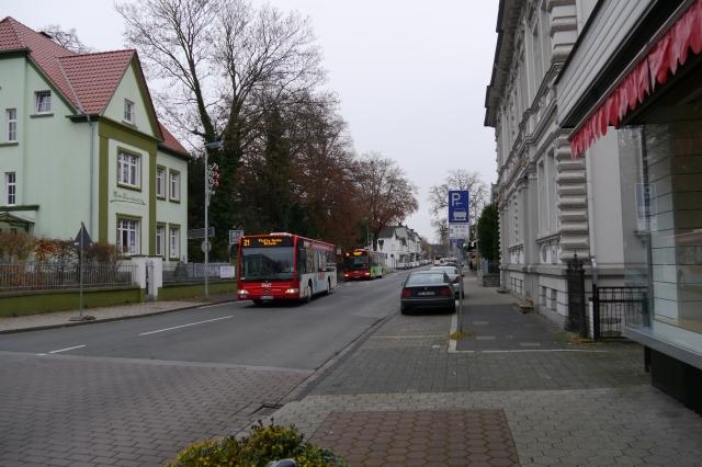 mitte-obere Kolpingstr., mit Bushaltestelle Battenfeld