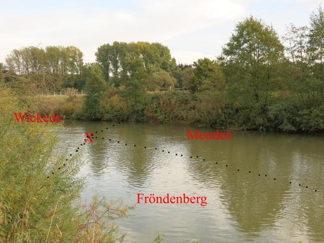 Grenze Menden/Fröndenberg/Wickede in der Ruhr (beim 'X'))