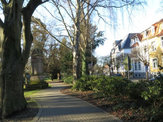 Walramstr. und Arboretum